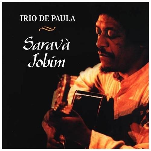 Sarava Jobim CD
