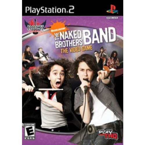 Naked Brothers Band - Game Only [Pre-Owned]