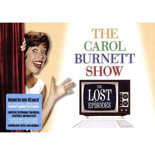 The Carol Burnett Show: The Lost Episodes - Ultimate Collection [DVD]