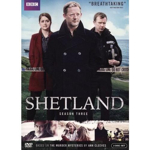 Shetland: Season Three [2 Discs] [DVD]