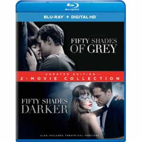 Fifty Shades: 2-Movie Collection [Blu-Ray] [Digital HD]