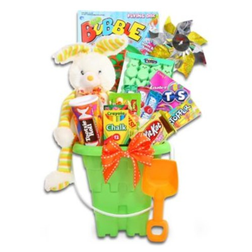 Ultimate Easter Sweets and Treats Pail by Alder Creek Gift Baskets