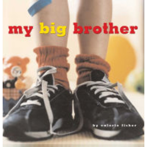 My Big Brother: with audio recording