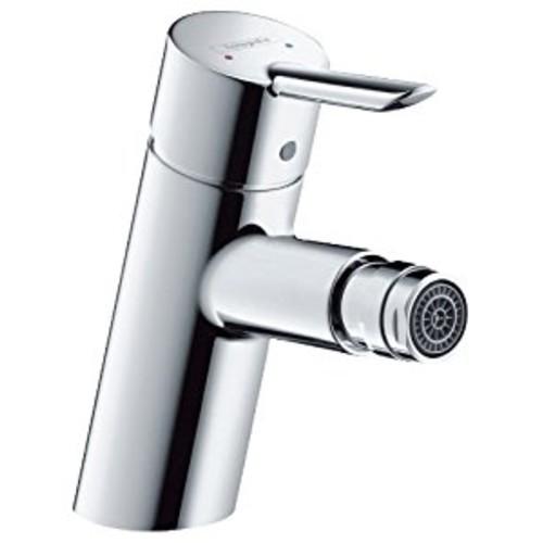 Hansgrohe 31721001 Focus S Over-The-Rim Bidet Faucet, Chrome [Chrome]