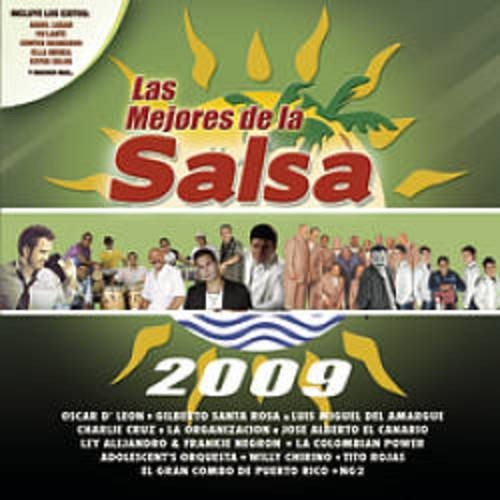 Los Mejores de la Salsa 2009 [Sony BMG] [CD]