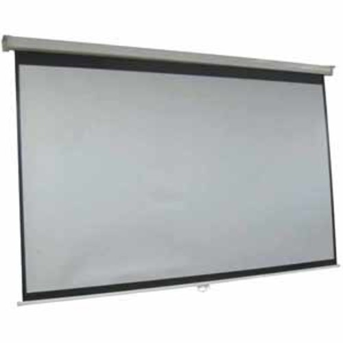 Inland 160 Manual Projection Screen