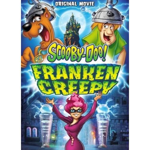 Scooby-Doo!: Frankencreepy (dvd_video)