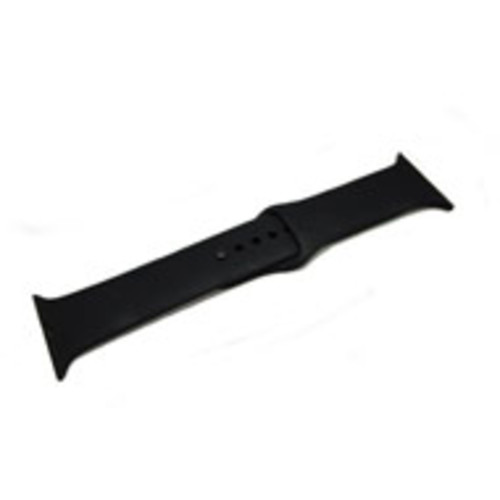 Apple Watch Band 42mm Black (Sport Style) - Small [Pre-Owned]
