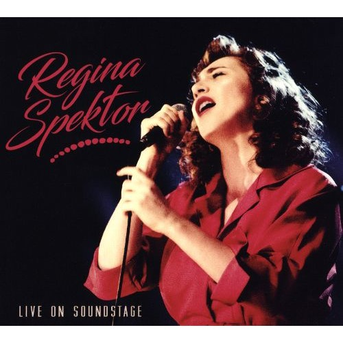 Live on Soundstage [CD & DVD]