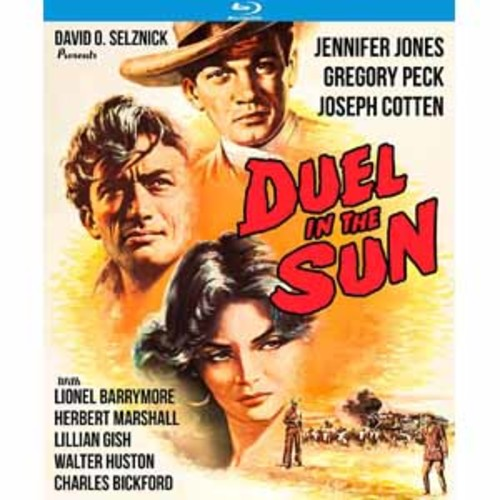 Duel in the Sun [Blu-Ray]