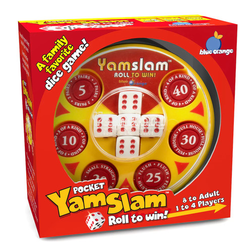 Pocket Yam Slam Game by Blue Orange Games