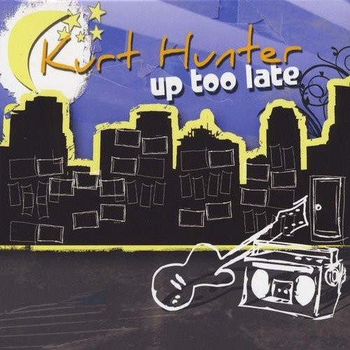 Up Too Late [CD]