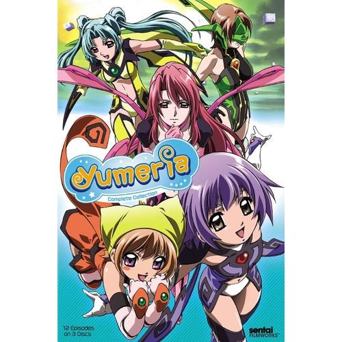 Yumeria: Complete Collection [3 Discs] [DVD]