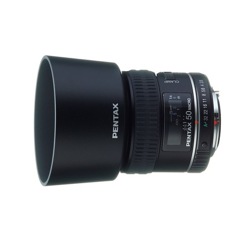 Pentax SMCP-D FA 50mm f/2.8 Lens for Pentax and Samsung Digital SLR Cameras