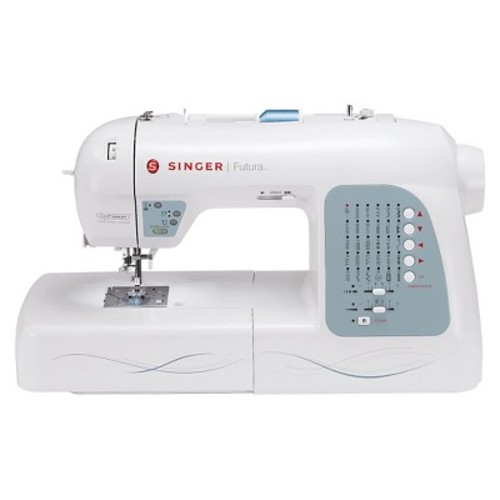 Singer Sewing And Embroidery Machine