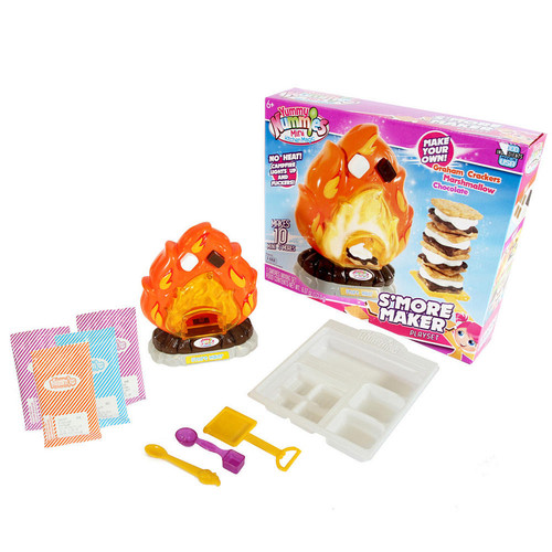 Yummy Nummies Mini Kitchen Magic Playset - S'mores Maker