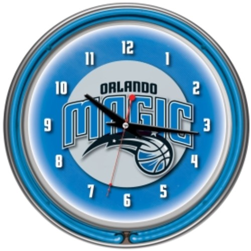 Trademark Games Orlando Magic 14'' Neon Clock