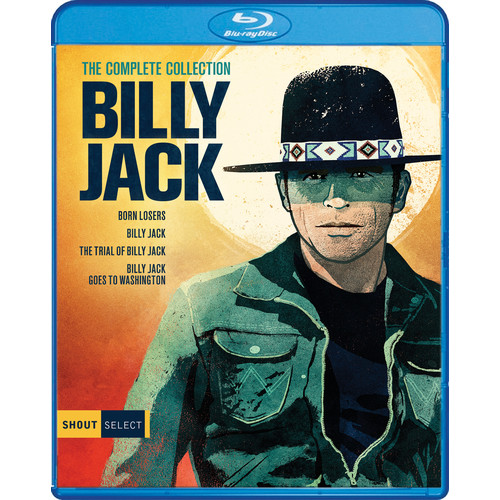 The Complete Billy Jack Collection [Blu-ray] [4 Discs]