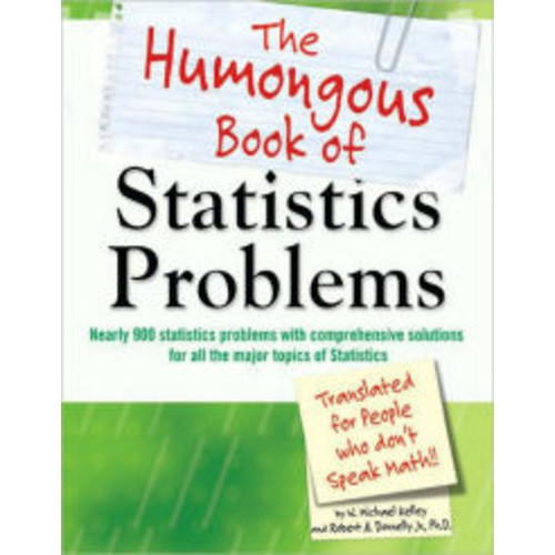 The Humongous Book of Statistics Problems (Original) (Paperback)