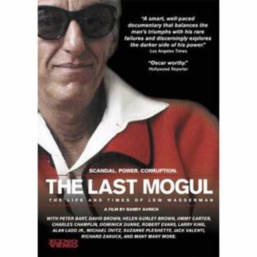 The Last Mogul: The Life and Times of Lew Wasserman LBX DD2