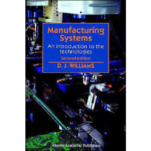 Manufacturing Systems / Edition 1