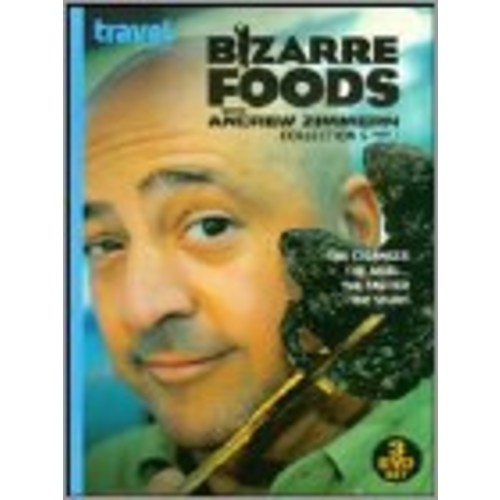 Bizarre Foods with Andrew Zimmern: Collection 5, Part 1 [3 Discs] [DVD]