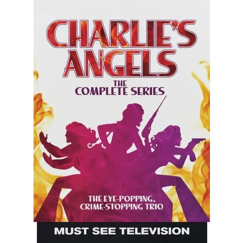 Charlie's Angels: The Complete Series [20 Discs] [DVD]