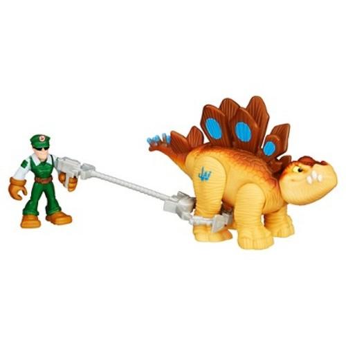 Playskool Heroes Jurassic World Tracker Stegosaurus Figure