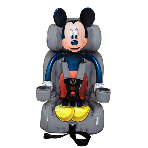 KidsEmbrace Disney Combination Harness Booster Car Seat - Mickey Mouse