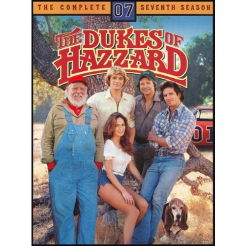 Dukes of hazzard:Ssn 7 (DVD)