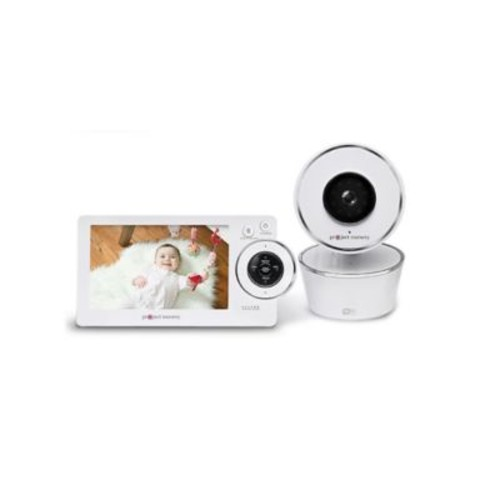 Project Nursery 5-inch Video Baby Monitor System with WiFi