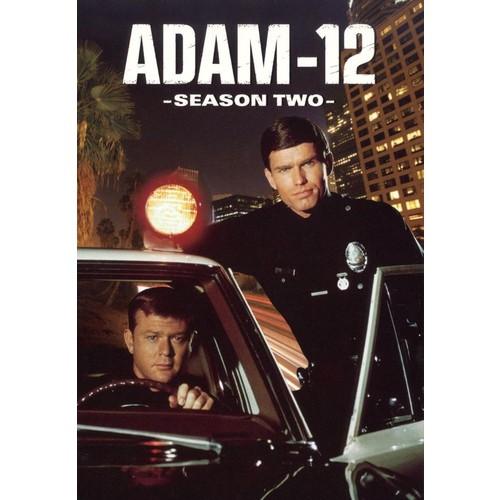 Adam-12: Season Two [4 Discs] [DVD]