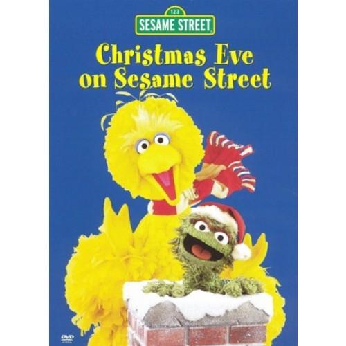Sesame Street: Christmas Eve on Sesame Street (dvd_video)