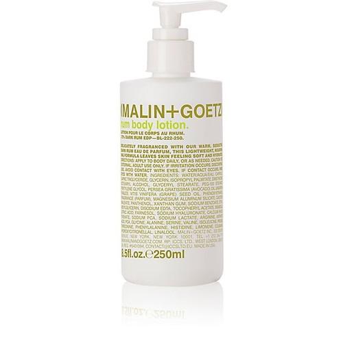 MALIN+GOETZ Dark Rum Body Lotion