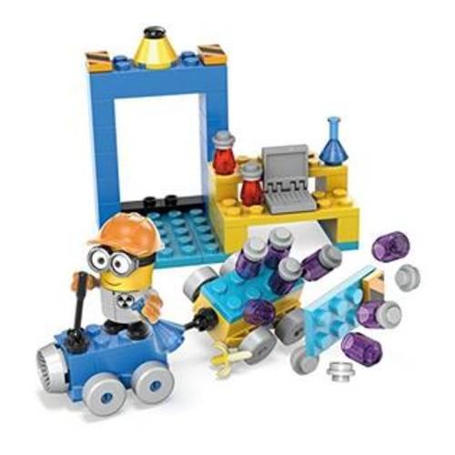 Mattel Mega Construx Despicable Me Minons Free Form Building Set