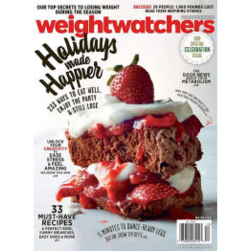 Weight Watchers - One Year Subscription
