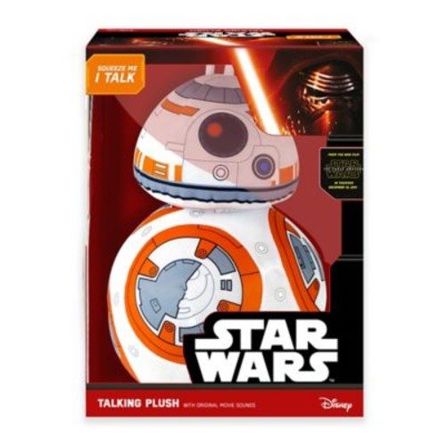 Star Wars BB-8 Deluxe Talking Plush Toy