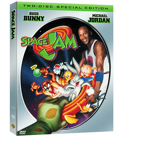 Space Jam Special Edition 20th Anniversary 2 Disc DVD