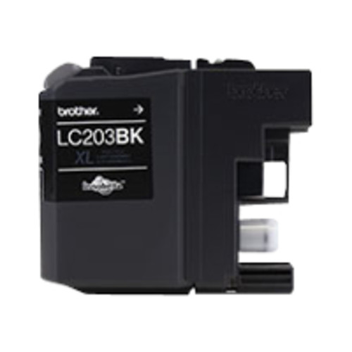 Brother Lc203bk Innobella High-Yield Ink, Black