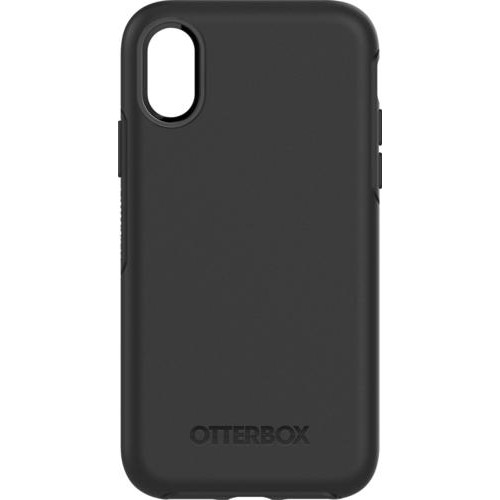 OtterBox - Symmetry Series Case for Apple iPhone X - Black