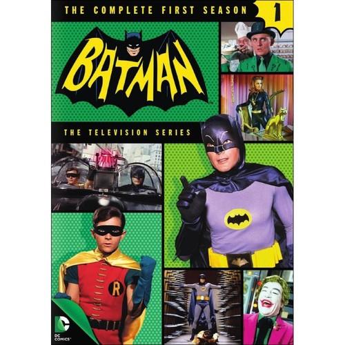 Batman: The Complete First Season [5 Discs] [DVD]