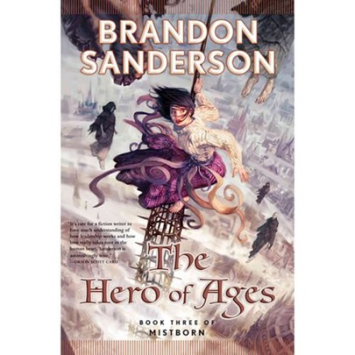 Mistborn Trilogy: The Hero of Ages (Hardcover)