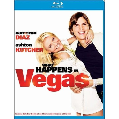 What Happens in Vegas [Blu-ray] [2008]