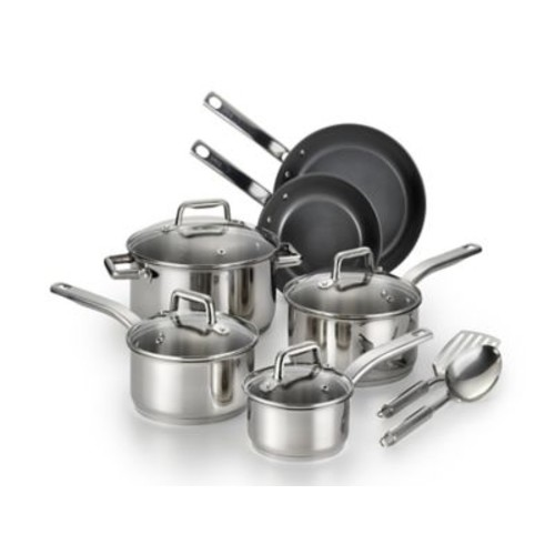 T-fal Precision 12 Piece Cookware Set