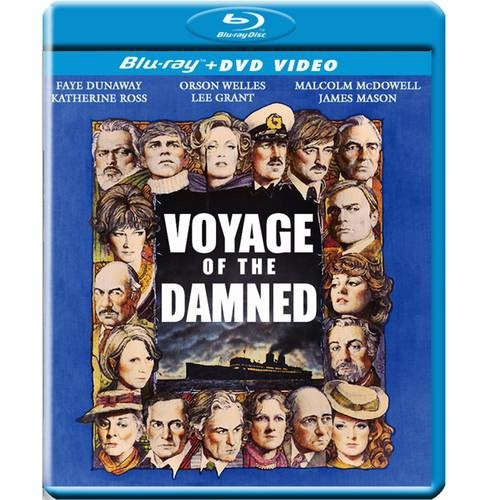Voyage of the Damned [2 Discs] [DVD/Blu-ray] [Blu-ray/DVD] [1976]
