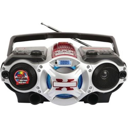 Supersonic Sc-1495bt Portable Audio Bluetooth Audio System