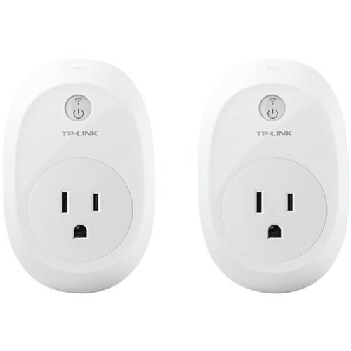 TP-LINK HS110 Kit WiFi Smart Plug With Energy Monitoring, 2-Pack