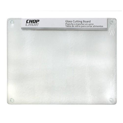 Chop-Chop Glass Cutting Board / Counter Saver 16