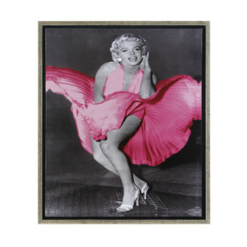 Marilyn Monroe, The Seven Year Itch Framed Photographic Print