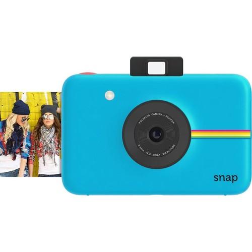 Polaroid Snap (Blue) Digital instant camera